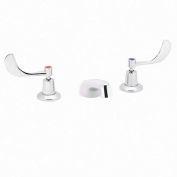 "Speakman SC-3044-LD-E Commander® Widespread Faucet, 4"" Wrist Blade Handles"