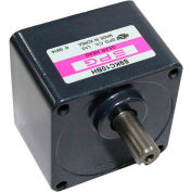 Gear Ratio 60:1, D Cut, 6~25W, All Ball Bearing, 60mm
