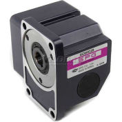 """SPGSC9HC50 Series Right-Angle Hollow Shaft Gearhead, 6.69"""" (17mm) hollow shaft, Ratio 50 to 1"""
