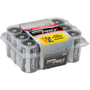 Rayovac® Alkaline Ultra Pro™ D 12 Battery Contractor Pack - Pkg Qty 12