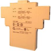 Springer Controls GMAL11N, Aux Contact Block GMKO, 1 N.O. + 1 N.C., Side Mount