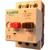 Springer Controls GMKO-L, Manual Motor Starter, 16.0-20.0 Amp, Mag. Trip 240 Amp
