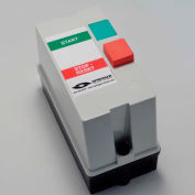 Springer Controls, JC0916P1G-SM, Enclosed AC Motor Starter, Single Phase, 3/4 HP, 230V
