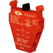 Springer Controls N5B20VN, Contact Block- 2 Normally Open-for N5 series push buttons