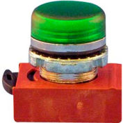 Springer Controls N5CLVD, Pilot Light - Green
