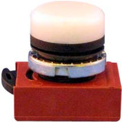 Springer Controls N5XLBD, Pilot Light - White