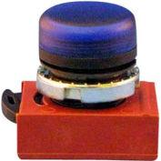 Springer Controls N5XLLD, Pilot Light - Blue