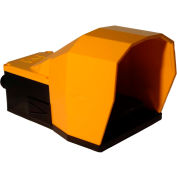 Tecno Elettrica Ravasi (T.E.R.), PF18620025 Foot-Switch, X-Large Thermoplastic Cover, 1 N.O.+1 N.C.