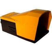 Tecno Elettrica Ravasi (T.E.R.), PF54615200 Foot-Switch, X-large Aluminum Cover, 1 N.O. + 1 N.C.