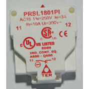 T.E.R., PRSL1801PI 1 N.C. Single Switch, Use w/ MIKE & VICTOR Pendants