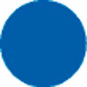 T.E.R., PRTA094MPIT Blue Transparent Button Insert, Use w/ MIKE & VICTOR Pendants