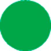 T.E.R., PRTA096MPI Green Button Insert, Use w/ MIKE & VICTOR Pendants