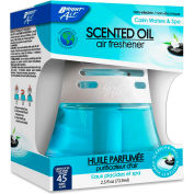 Bright Air Nonelectric Scented Oil Calm Waters Spa 2.5 oz. Dispenser BRI900115EA
