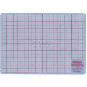 """Chartpak® Cutting Mat, WCM812, 8-1/2""""L X 12""""W, Plastic, White"""