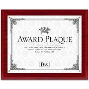 "DAX Mahogany Award Plaque, DAXN1581MT, 13"" x 10.5"", Mahogany Frame, 1 Each"