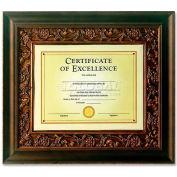 """DAX Document Frame, DAXN1878N1T, 11"""" x 8.5"""", Bronze Frame, 1 Each"""