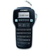 "Dymo® Label Maker, 1790415, 6 Font Sizes, 4-5/8"" X 8"" X 2"", Black"