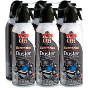 Falcon® Dust-Off XL Compressed Gas Duster, DPSXL6, 10 Oz., 6/Pk