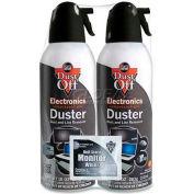 Falcon® Dust-Off XL Compressed Gas Duster, DSXLPW, 10 Oz., 2/Pk