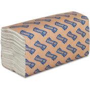 Genuine Joe 1 ply C-Fold Paper Towel, 200 Towels, 12CT, White - GJO21120