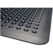 """Genuine Joe Flex Step Anti-Fatigue Mat 60""""L X 36""""W Black - GJO70373"""