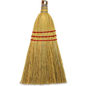 Genuine Joe Clean Sweep Wisk Broom, Natural - GJO80161