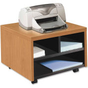 "HON® Mobile Printer/Fax Stand, 20""x19-7/8""x14-1/8"", Harvest"