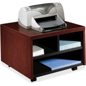 "HON® Printer/Fax Stand, Mobile, 20""x19-7/8""x14-1/8"", Mahogany"