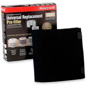 "Honeywell HWLHRFAP1 Universal Carbon HEPA Airflow Systems Filter, 8.3""W x 8.4""H, Plastic"