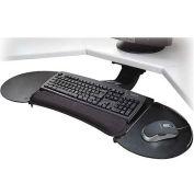 """Kensington® Articulating Keyboard/Mouse Platform, 60044, 17""""W X 11""""D, Black"""