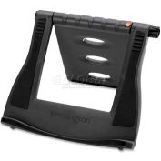 "Kensington® Notebook Stand, 60112, Height Adjustment, 11-1/2"" X 1-1/4"" X 11"", Grey"