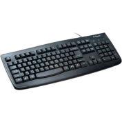 Kensington® 64407 ProFit® USB Washable Keyboard, Black