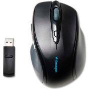 "Kensington® Wireless Mouse, 72370, Full-Size, 2.4GHz, 3-1/2"" X 5-1/4"" X 1-3/4"", Black"