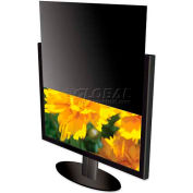 "Kantek Privacy Screen Filter, KTKSVL19.0, 19"" LCD Screen, Black"