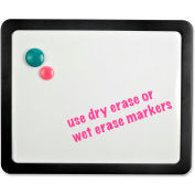 "Lorell Magnetic Dry-Erase Board, 16""W x 13""H"