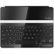 Logitech Keyboard Cover, 920004013, Ultra Thin, Silver