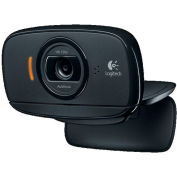 Logitech HD Webcam C525, 960000715, Black