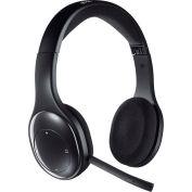 Logitech Wireless Headset, 981000337, 2.4GHz, Black