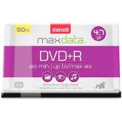 Maxell DVD Recordable Media, MAX639013, DVD-R Media, 16x Speed, 4.70 GB Capcity