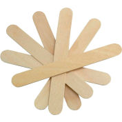 "Medline MDS202070 Non-Sterile Tongue Depressors, Wood, 5.5"" Length, 500/Box"