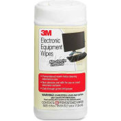 3M™ Premoistened Anti-Static Cleaning Wipes, 75/Pack - MMMCL610
