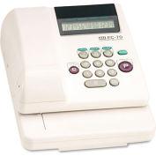 MAX MXBEC30A  Memory Electronic Check Writer, 10 Digits, 1 Column - Business & Personal Checks