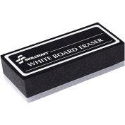 SKILCRAFT White Board Eraser, Black