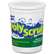 Permatex Poly Scrub Industrial Strength Hand Cleaner 3-4/5 Lb. Container PTX13104
