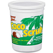 Permatex Coco Scrub Industrial-Strength Hand Cleaner 3-4/5 Lb. Container PTX14104
