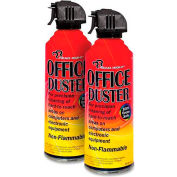 """Read Right® Office Duster, RR3522, 5"""" Extension Wand, 10 Oz., Non-Flammable, 2/Pk"""