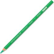 Prismacolor Art Pencils, True Green Lead, True Green Barrel, Dozen