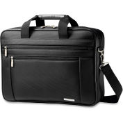 """Samsonite® Classic Carrying Case (Briefcase) for 17"""" Notebook - Black"""