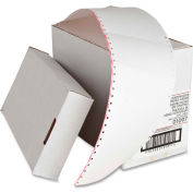 """Index Cards, Continuous-Feed, Punched, 3""""x5"""", 4000/CT, White"""
