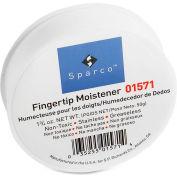 """Fingertip Moistener, Glycerin, 3"""", 1-3/4 oz., 6/Pk, Pink"""